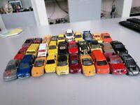 Project ( bundle number 1) Diecast Cars X 30 corgi hot wheels unknown makes