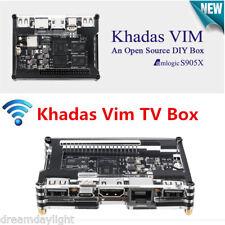 Khadas Vim An Open Source TV Box Android Amlogic Quad-core 2GB+8GB Wifi