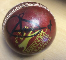 India Cricket Autographs