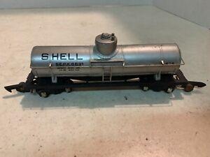 American Flyer - 8681 Shell Tank Car (625)
