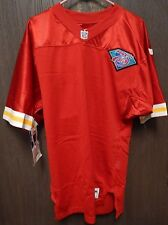 Kansas City Chiefs Wilson Pro line Blank Football Jersey W/ 75th Patch Sz 42 NFL