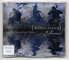 Apocalyptica CD Bittersweet promo-ville valo of him Lauri ylönen of the niveau