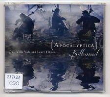Apocalyptica CD Bittersweet PROMO-Ville Valo of him Lauri Ylönen of the Rasmus