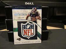 National Treasures Tremendous Treasures NFL Shield Rams Todd Gurley ll  1/1 2016