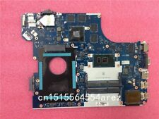 Original Laptop Lenovo ThinkPad E560 Motherboard Mainboard i7-6500U,WIN 01AW112