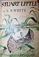 Stuart Little by E. B. White Hardback 1945 FIRST EDITION