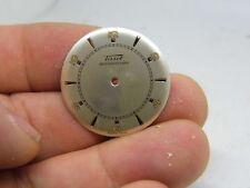 Cadran de Montre TISSOT watch dial.N A17 NAD 1950