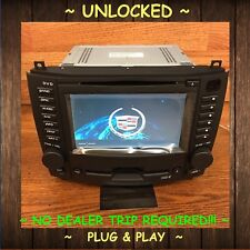 UNLOCKED~ OEM 03-07 Cadillac CTS DVD 6 CD Disc Player GPS Navigation Radio Nav
