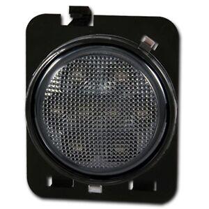 Anzo USA 861117 LED Dually Fender Lights Fits 07-18 Wrangler (JK)