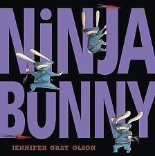 Ninja Bunny-ExLibrary