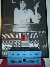 Mu-tron Phasor Martin Hannett ( Joy Division producer) + studio graphic and amp