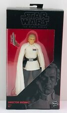 "Hasbro Black Watch Series ""Star Wars Director Krennic"" B9800"