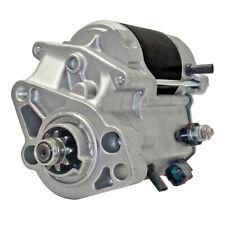 Starter Motor-RWD Quality-Built 17521 Reman