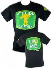CATCH WWE T-shirt CENA Attitude Adjustment Taille M