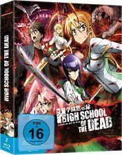 Highschool of the Dead - Gesamtausgabe - Blu-Ray - NEU