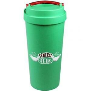 Official Friends Travel Mug Silicone Cup Christmas Gift Xmas Central Perk