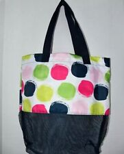 """thirty one gifts - """"On The Spot� Mesh Mix Cinch Bag - Brand New In Bag!"""