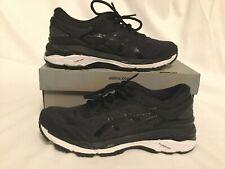 Asics Gel-Kayano 24 Womens Running Shoes Trainers Size UK 5 EUR 38 US 7 Black
