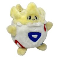 "Vintage Nintendo Togepi Pokemon 6"" Electronic Plush Soft Toy Hasbro 1998 WORKING"