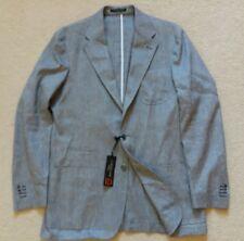 Corneliani Unlined Linen/Cotton Jacket Size L