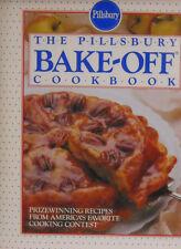 "BRAND NEW*UNREAD* ""Pillsbury Bake-Off Cookbook by Staff"" 1990 HC/DJ"
