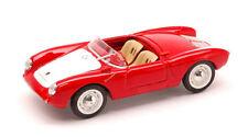 Porsche 550A Spyder 1954 Red / White 1:43 Model BRUMM