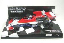 MINICHAMPS F1 Tyrell Ford 007 Ian Scheckter 1975 MINT