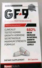 GF-9 NOVEX BIOTECH GROWTH  (84 CAPSULES)  EXP 08/2021