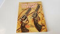 1972 Gun Digest Treasury Best From 25 Years Catalog Firearms Vintage O9