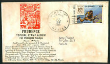 1988 Philippines Prudence Topical Stamp Album Cover