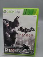 Batman: Arkham City - Complete w/ Manual - Microsoft Xbox 360