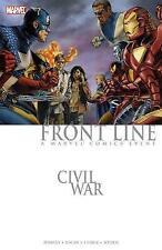 Civil War: Front Line, Good Condition Book, Steve Lieber, Ramon Bachs, Paul Jenk