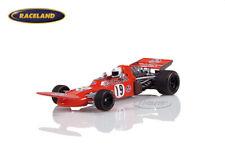 March 711 Cosworth V8 F1 STP GP Spanien 1971 Alex Soler-Roig, Spark 1:43, S7160