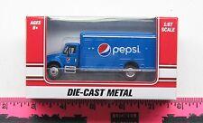 The Menards ~ 1:87 scale HO Die-Cast Pepsi Beverage Truck