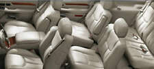 Caddy Escalade - REAL Leather Interior Kit/Seat Covers