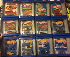 HOT WHEELS 30 YEARS AUTHENTIC COMMEMORATIVE REPLICAS - Lot of 12