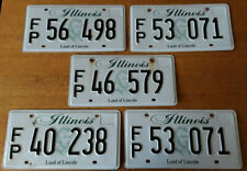illinois license plate fp