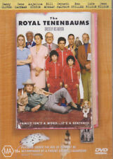 The Royal Tenenbaums NEW DVD (Region 4 Australia) Luke Wilson Ben Stiller