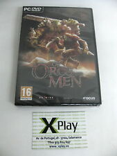 PC Of Orcs And Men Nuevo Precintado Pal España