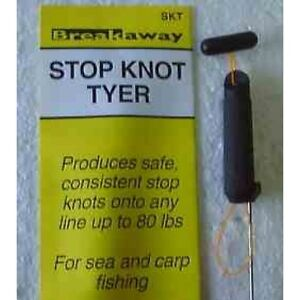 Breakaway Stop Knot Tyer / Sea Fishing