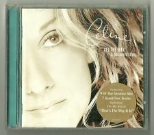 Celine Dion - 'All the Way...A Decade of Song'