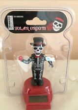 Solar Powered Dancing Toys Solar Groom Happy Cinco De Mayo New In Blister Pack