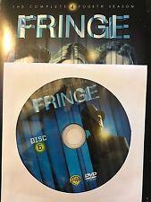 Fringe - Season 4, Disc 6 REPLACEMENT DISC (not full season)