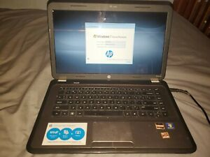 "Dark gray HP pavilion g6-1b60us Notebook PC 500gb Windows 7 15.6"""