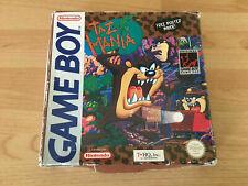 Taz Mania Gameboy  BOX ONLY