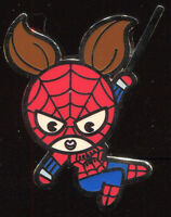Marvel Kawaii Art Collection Mystery Pouch Spider Girl Disney Pin 109960