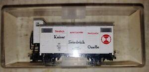Lc004, Jouef Egger Bahn HOn3, V24 wagon, France. New old stock. (15C)