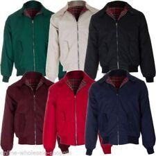 Abrigos y chaquetas de hombre sin marca color principal negro de poliéster