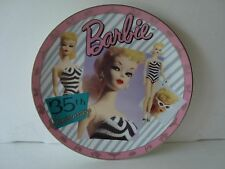 Enesco Barbie Collector Plate. From Barbie With Love 35th Anniversary! Beautiful