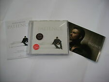 GEORGE MICHAEL - PATIENCE - CD NEW SEALED WITH 2 POSTCARDS 2004 - SOUTH KOREA